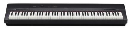 Цифровое пианино Casio PX160BK: фото