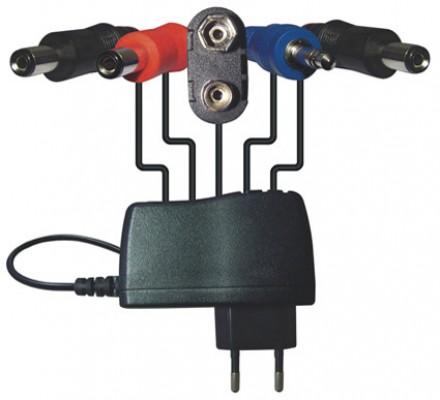 Адаптер 9-вольтный сетевой BEHRINGER PSU-HSB-ALL: фото